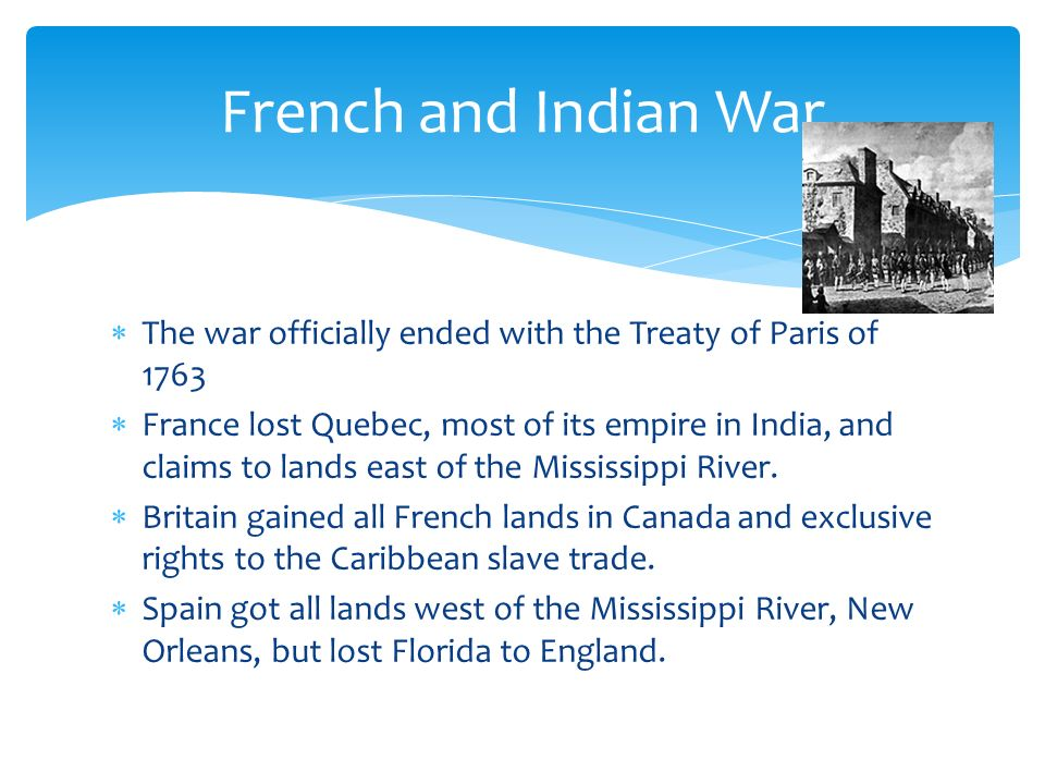 essays about the french and indian war Below is an essay on french and indian war from anti essays, your source for research papers, essays, and term paper examples french and indian war the french and indian war altered the political, economic, and ideological relations between britain and its american colonies.