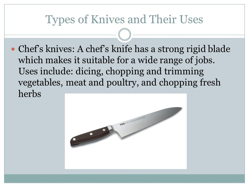 types of kitchen knives and their uses beautiful kitchen knives uses pictures gt gt different types 27980