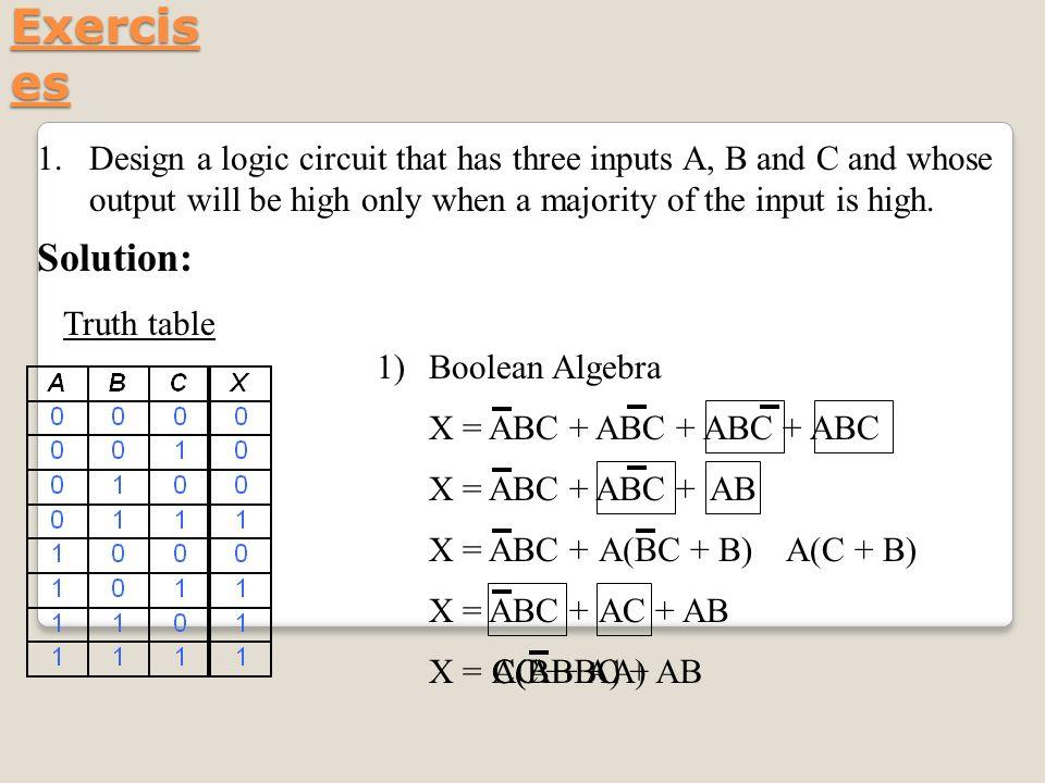 A B Logic Circuit Design - Trusted Wiring Diagrams •