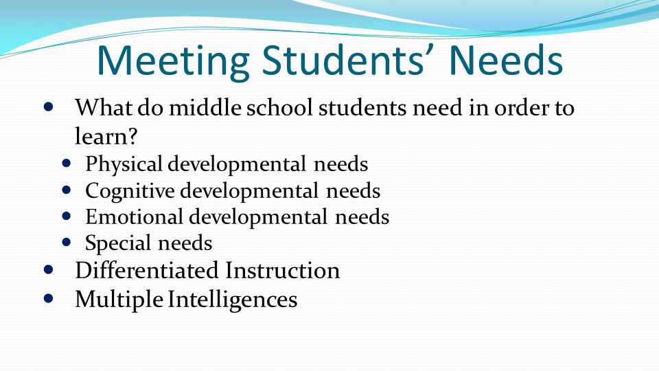 Instructional Strategies In The Middle School Classroom Ppt Download