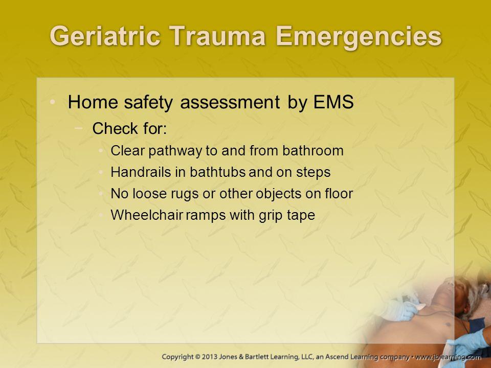 Geriatric emergencies - ppt download