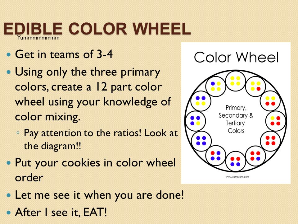 Creative Color Wheel What Is Your Favorite Color Why Do You Like It