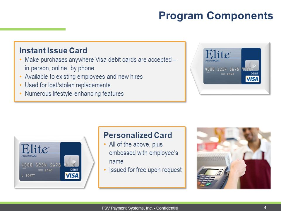 paycheck plus customer service number PaychekPLUS! Elite® Visa® Payroll Card Training ePay Enrollment ...