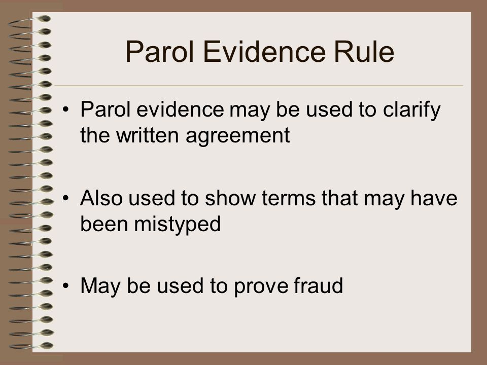 Chapter 10 Form Of The Contract Ppt Video Online Download