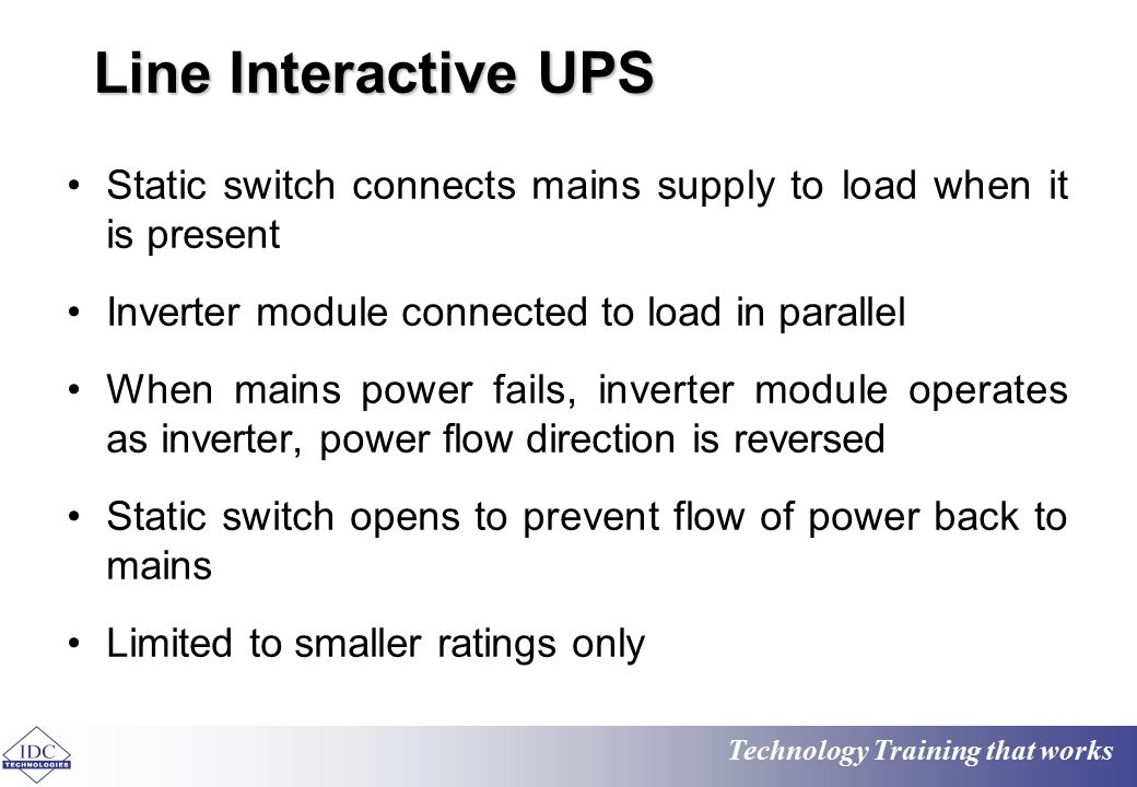 EMERGENCY POWER SUPPLIES - ppt video online download