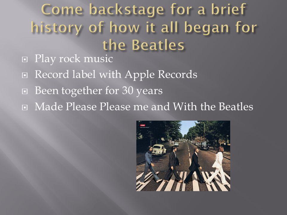 My favourite music group презентация