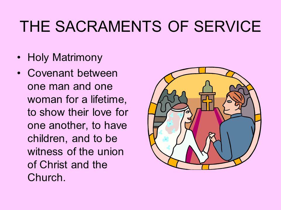 The Seven Sacraments Through Sacramental Signs And Symbols We Are