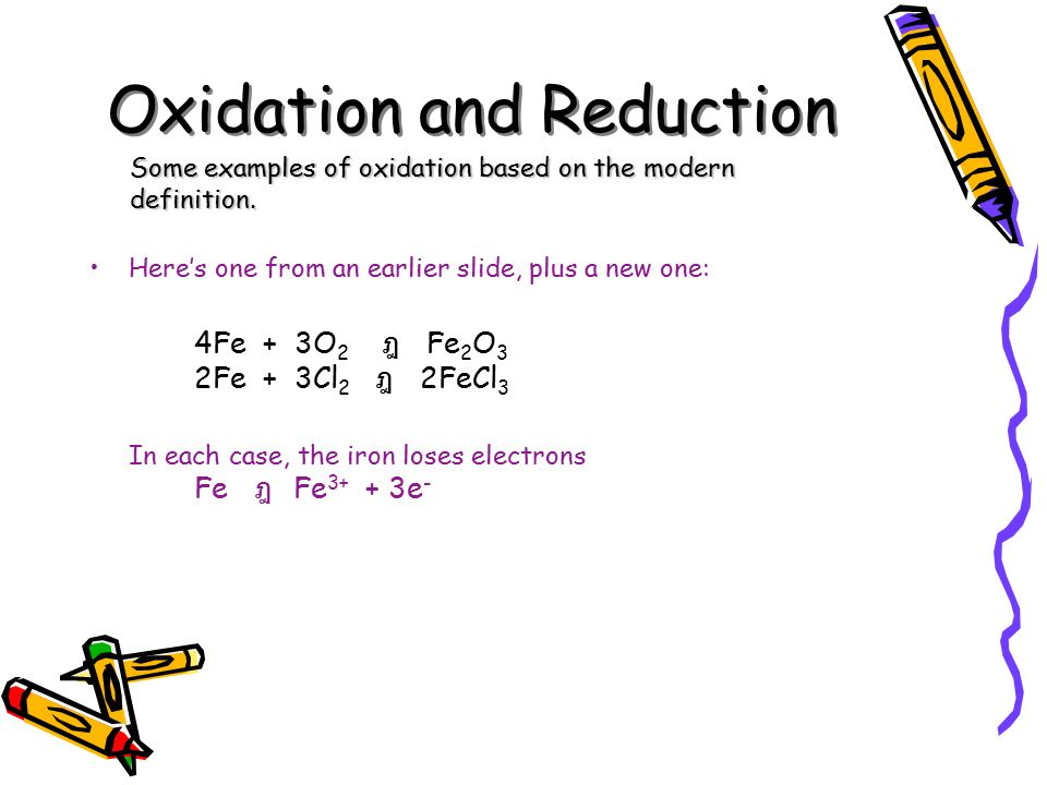 Redox Reactions 1 Oxidation And Reaction Ppt Video Online Download