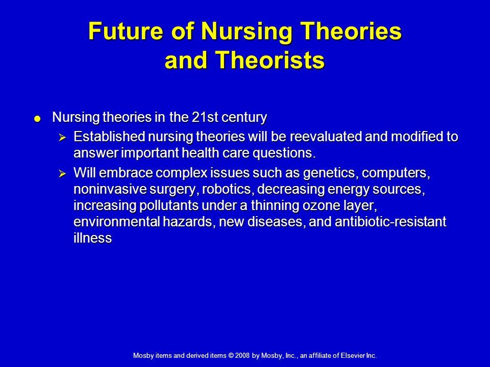 future of nursing theory