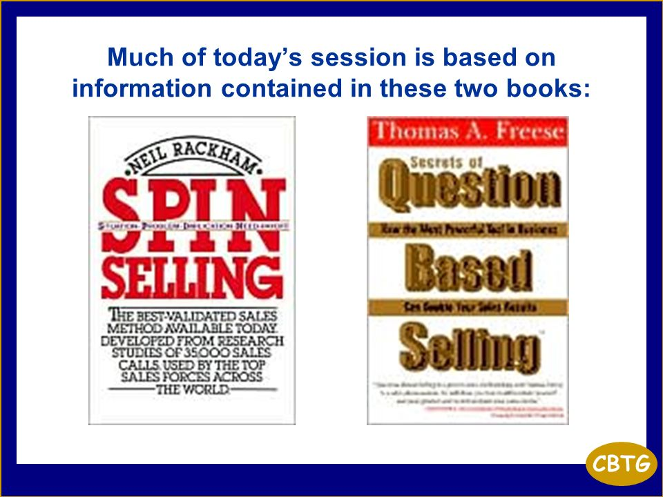 secrets of question based selling freese thomas