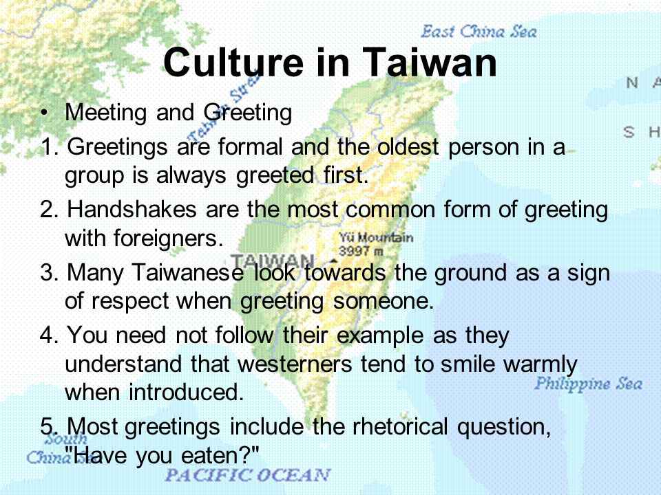 Island bastion of nationalist china ppt video online download culture in taiwan meeting and greeting m4hsunfo