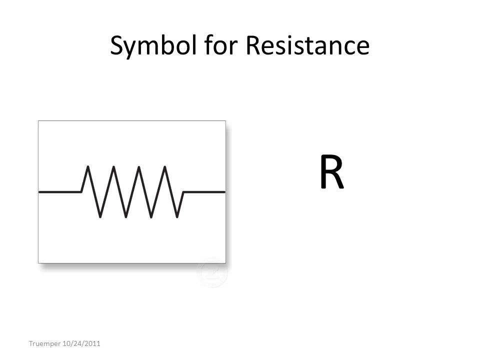 Electrical Resistance Ppt Download