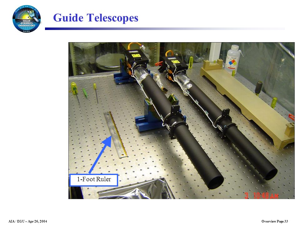 Guide Telescopes 1-Foot Ruler