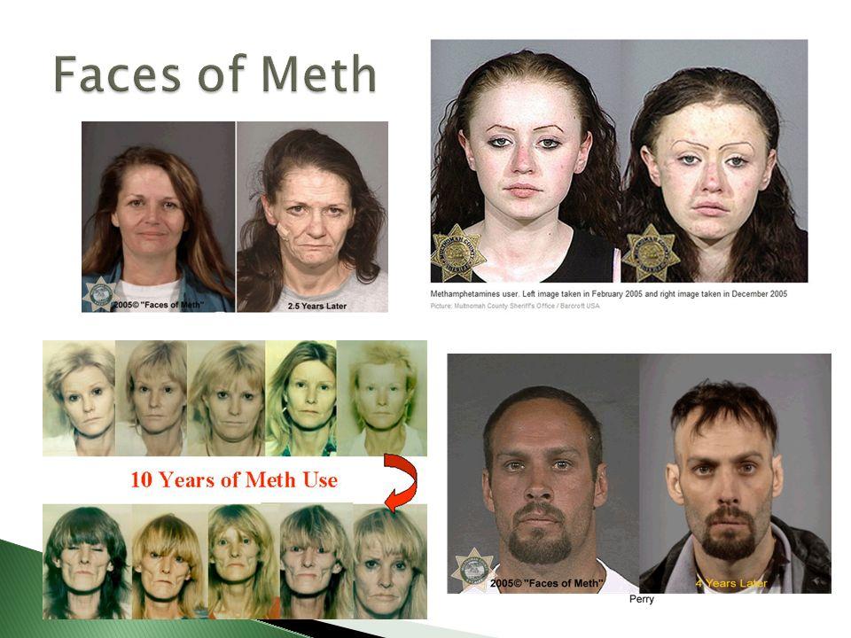 15 Faces of Meth