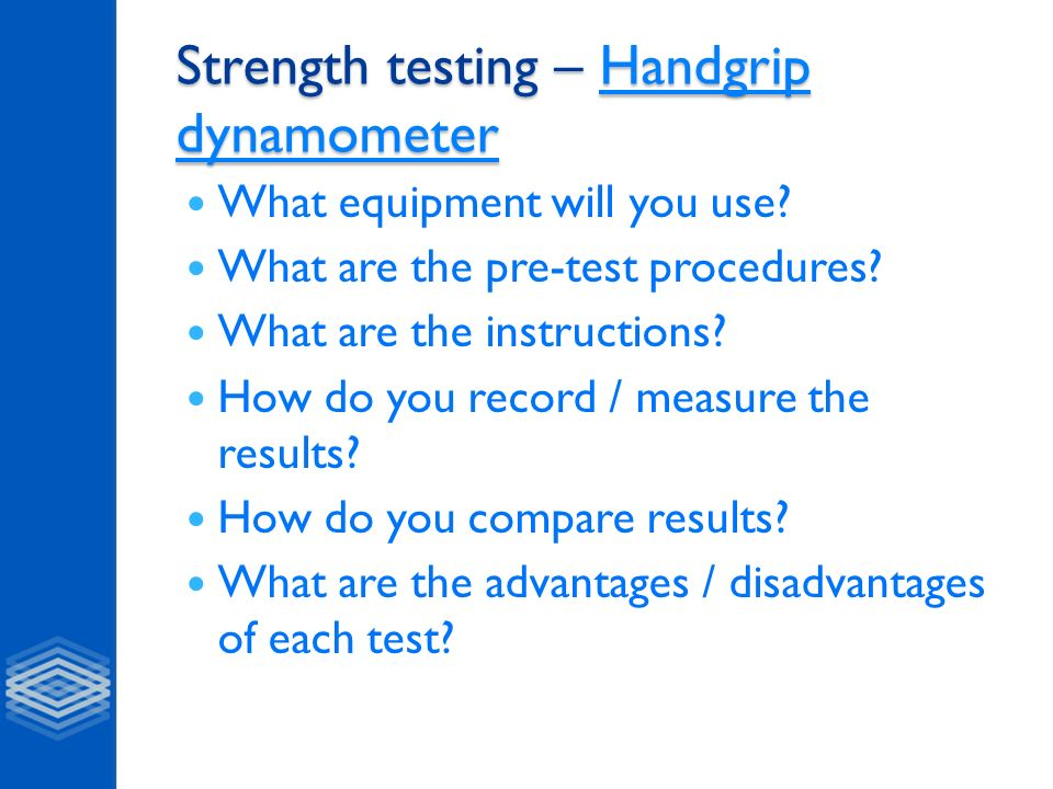 strength testing handgrip dynamometer ppt video online. Black Bedroom Furniture Sets. Home Design Ideas