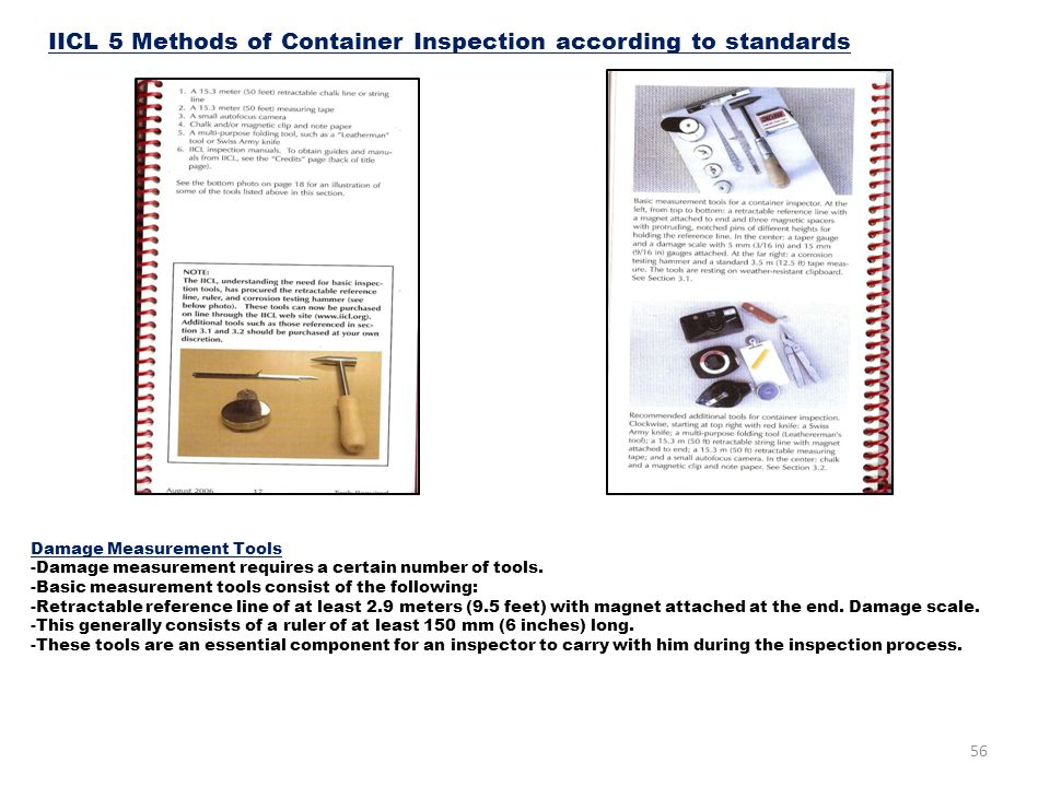 ports and maritime organization ppt download rh slideplayer com guide for container equipment inspection 5th edition ( iicl-5 ) iicl/ics guide for container equipment inspection
