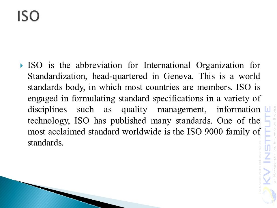 iso mark 9000 companies in india information in marathi