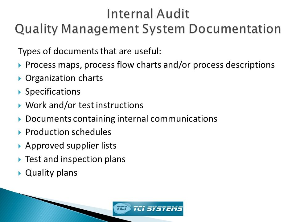 Internal Auditing Iso 9001 Ppt Video Online Download