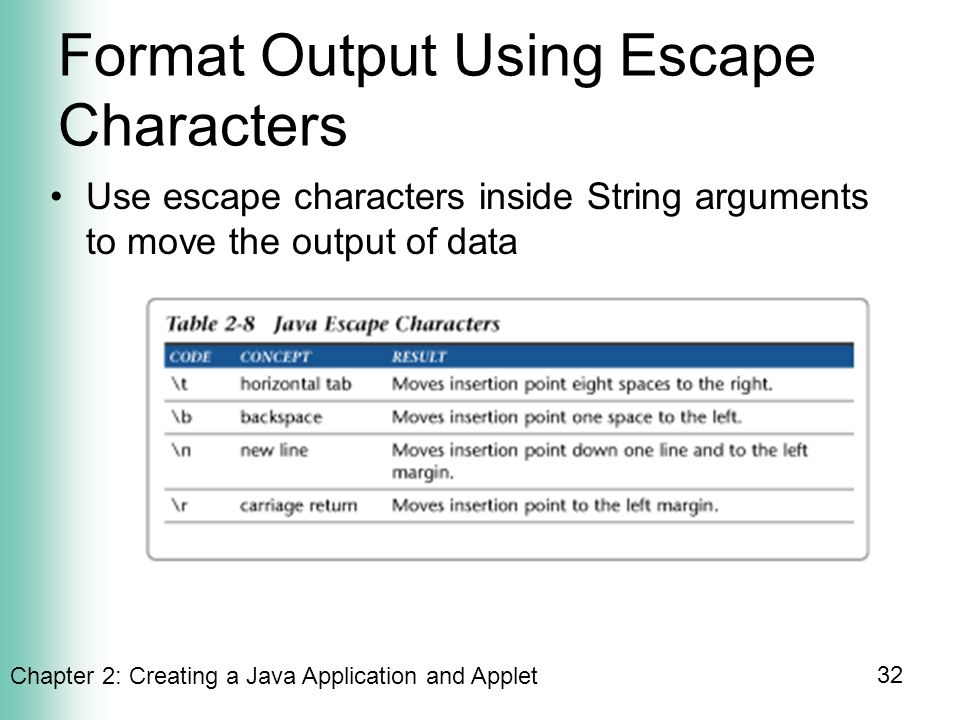 Creating a Java Application and Applet - ppt video online