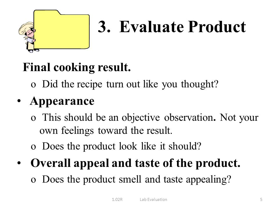 R Work Plan Evaluation Lab Evaluation Ppt Download