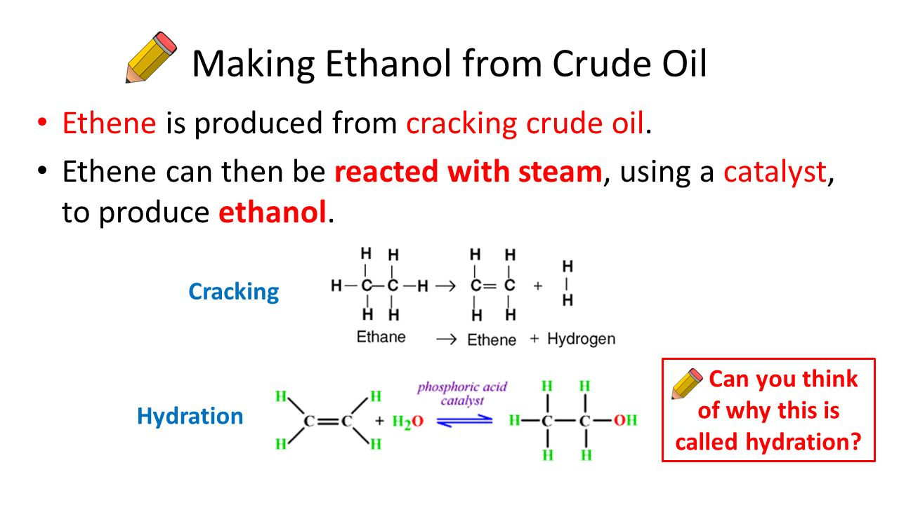 Lesson 11 - Ethanol Learning Objectives: - ppt video online download