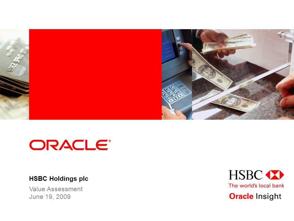 HSBC Holdings plc Value Assessment June 19, ppt download