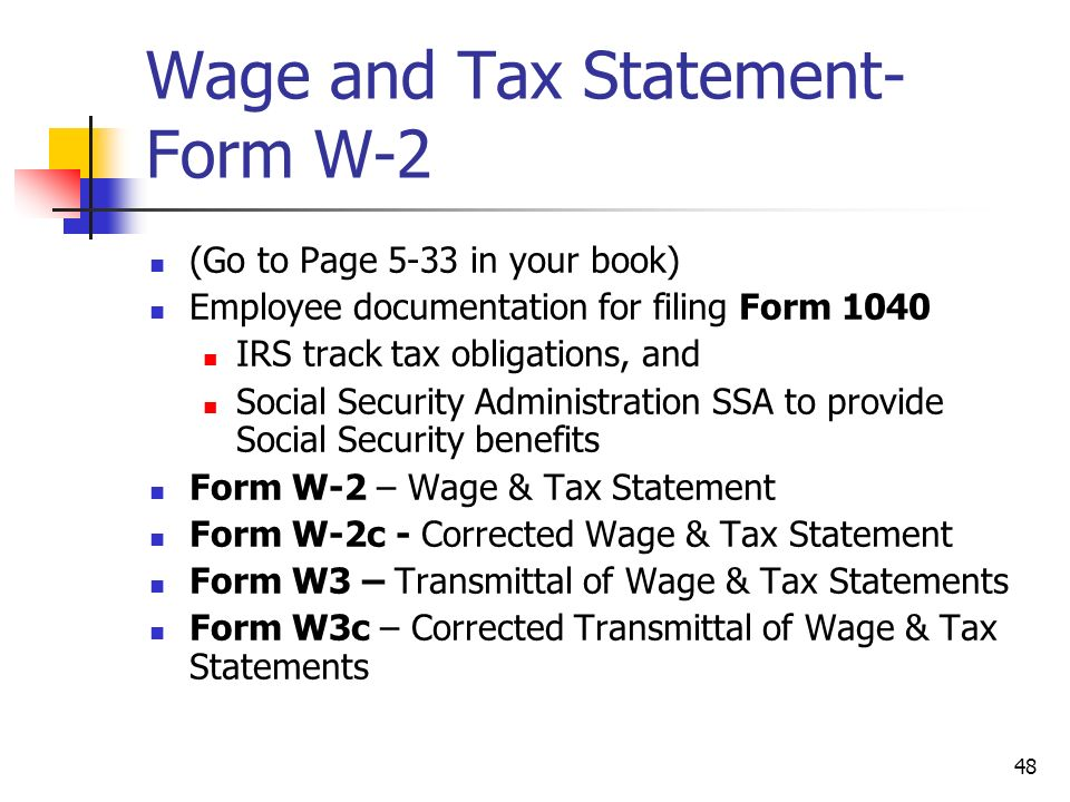 Fundamental Payroll Certification Chapter Ppt Download