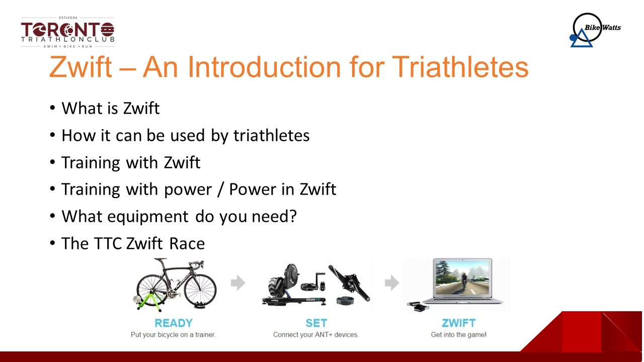 Zwift – An Introduction for Triathletes - ppt download