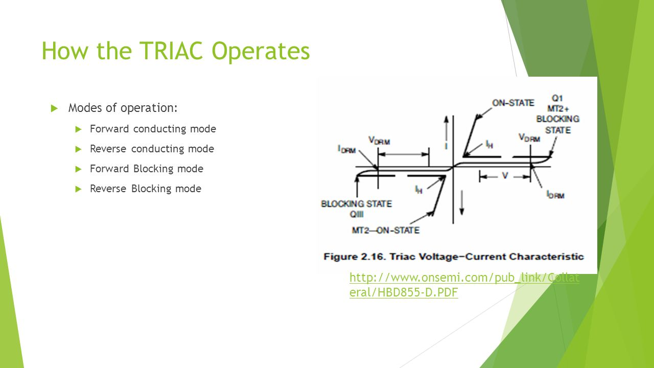 Thyristor Structure, Specifications, and Applications - ppt download