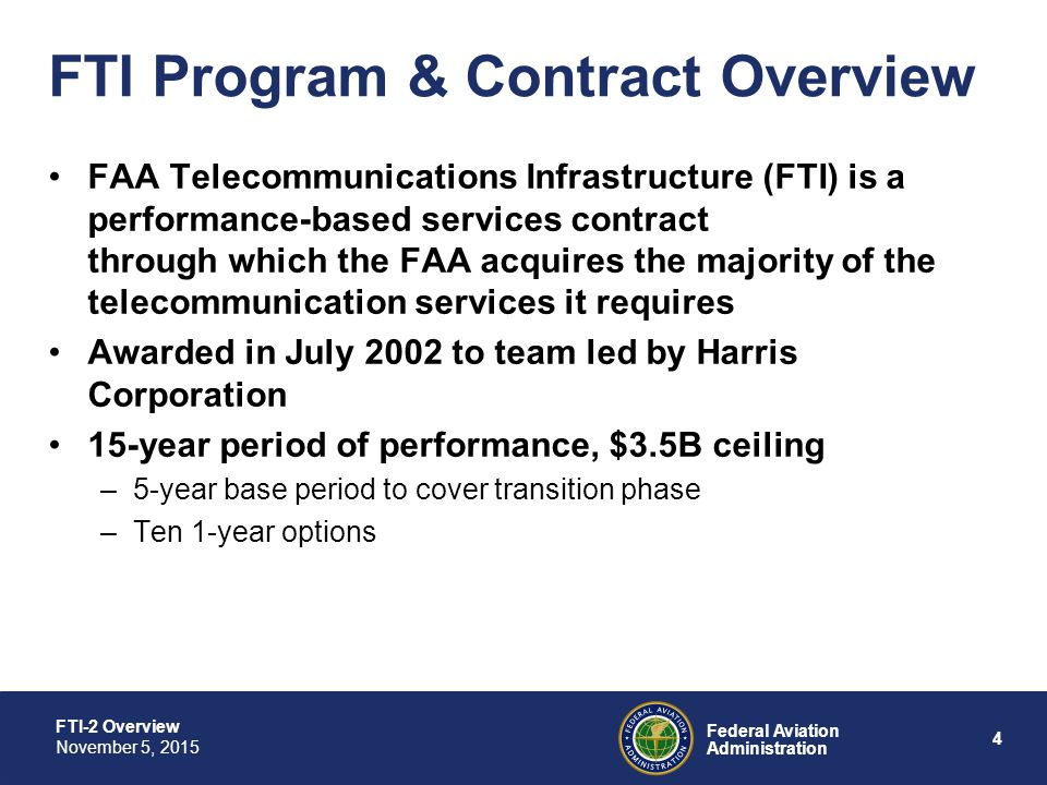 FTI-2 Overview Prepared for: ITPA - ppt video online download