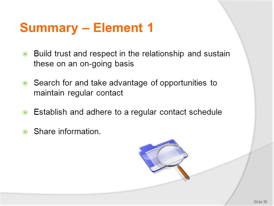 in search of respect summary