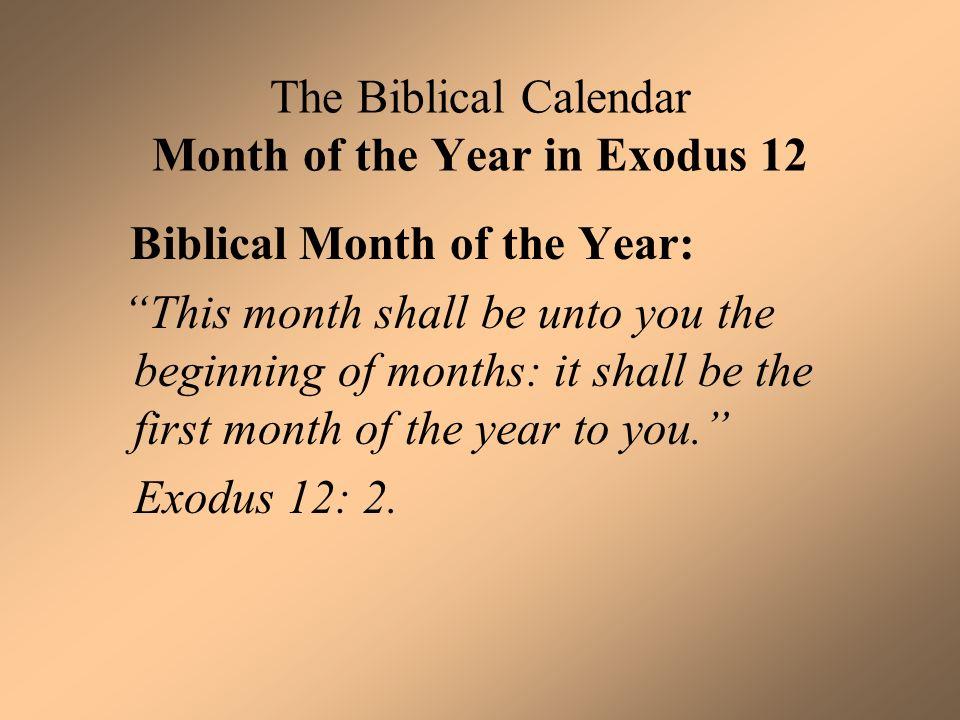 Kuvahaun tulos haulle Exodus 12:2