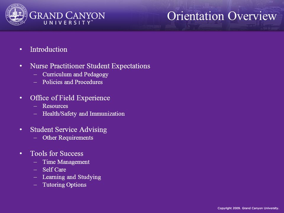 APRN Orientation 1/13/2016 This self-guided APRN Orientation is for ...