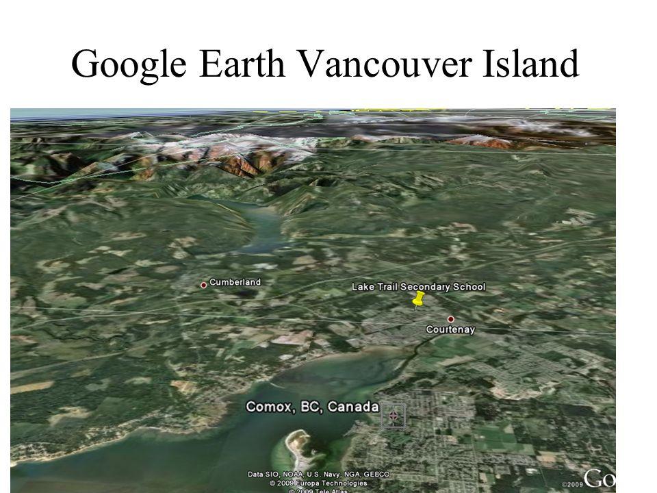 google earth vancouver bc