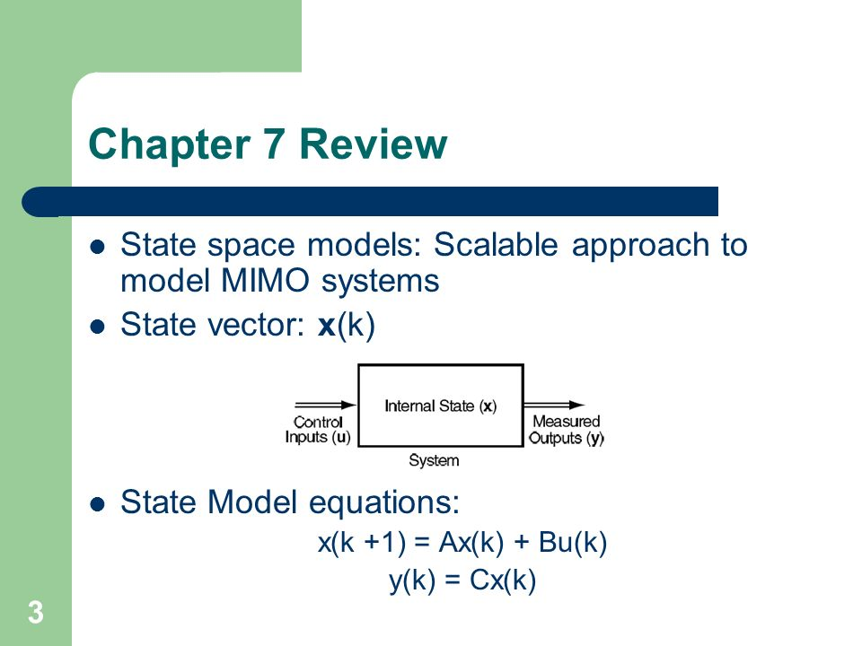 Matlab Tutorial for State Space Analysis and System