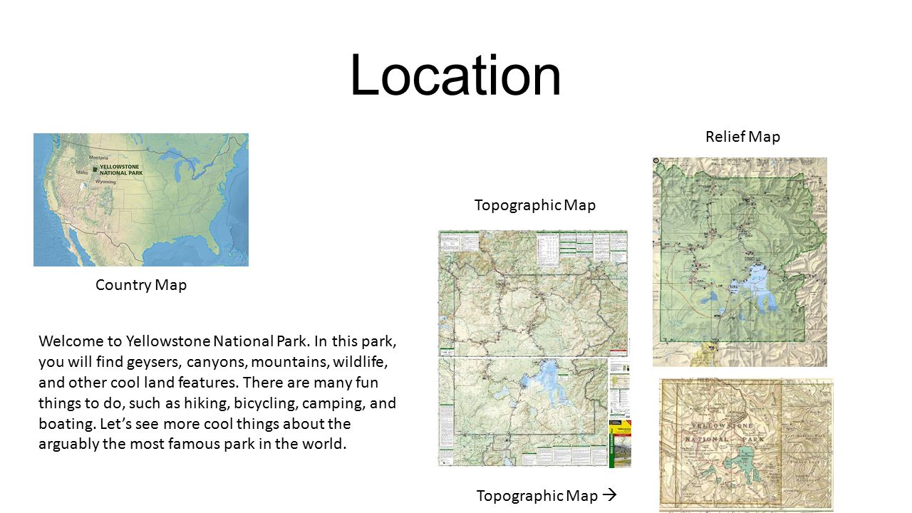 Yellowstone National Park - ppt download