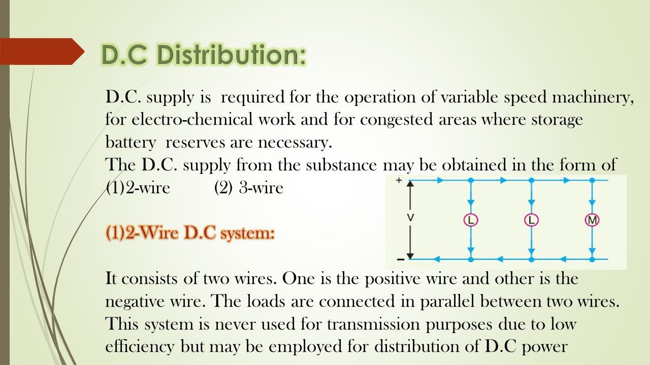 Distribution Systems-General - ppt video online download