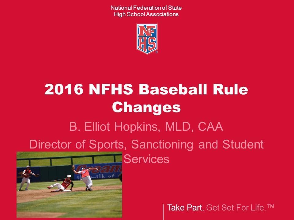 2016 nfhs baseball rule changes ppt download 2016 nfhs baseball rule changes fandeluxe Gallery