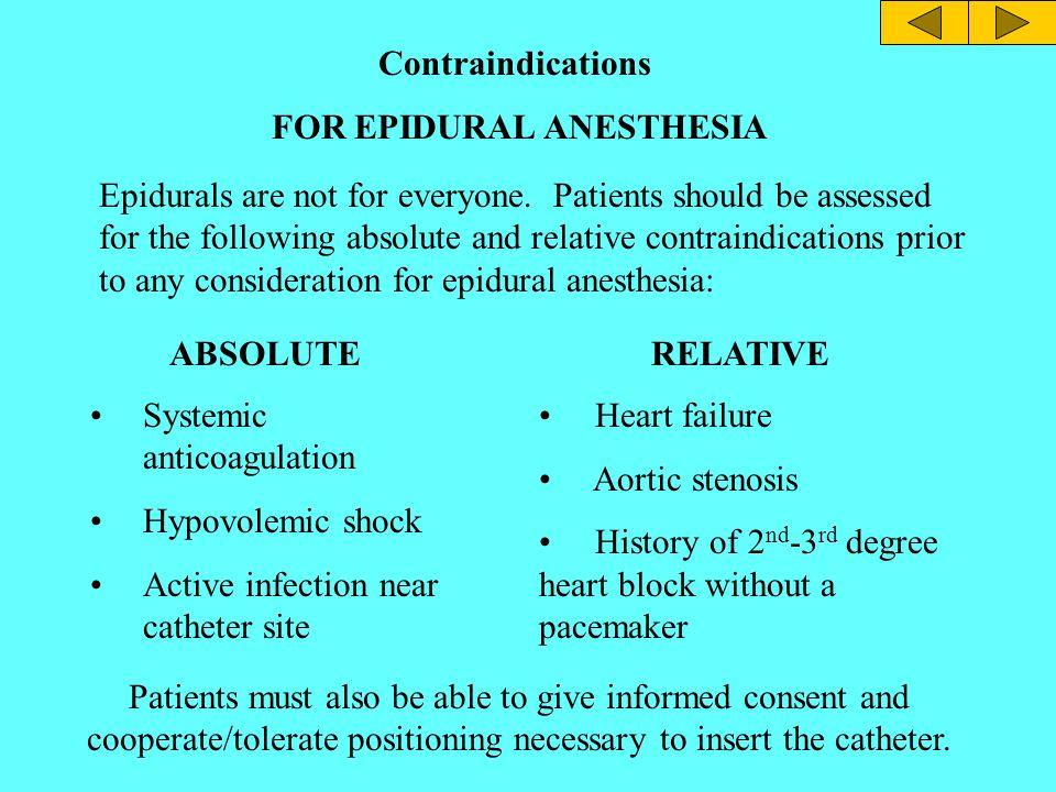Pdf Epidural Analgesia For Childbirth