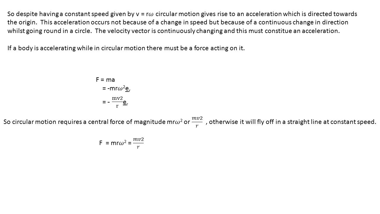 Where is acceleration directed