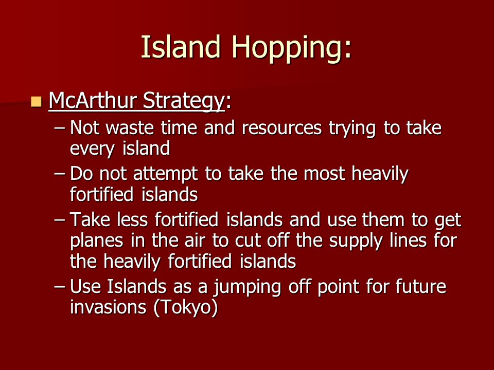 Us History World War Ii Ppt Video Online Download. 70 Island Hopping. Worksheet. Island Hopping Worksheet Answers At Mspartners.co