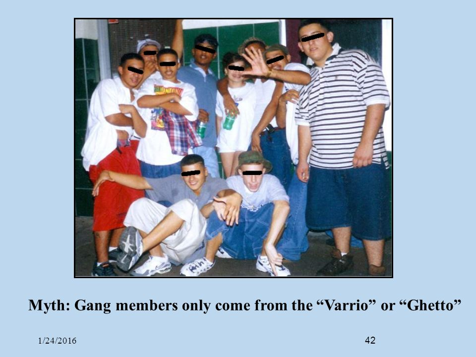 Youth Gang Prevention - ppt video online download