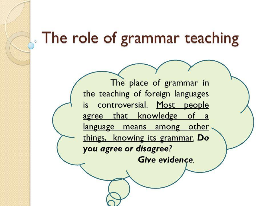 Topic Teaching Grammar Ppt Video Online Download