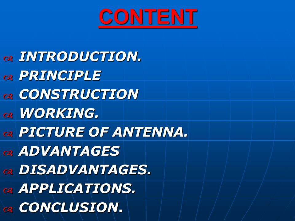 WEL-COME YAGI-UDA ANTENNA  - ppt video online download