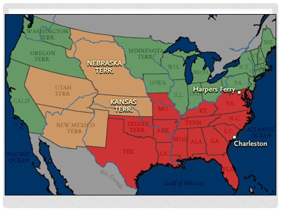 Civil War Ppt Video Online Download - Map color code