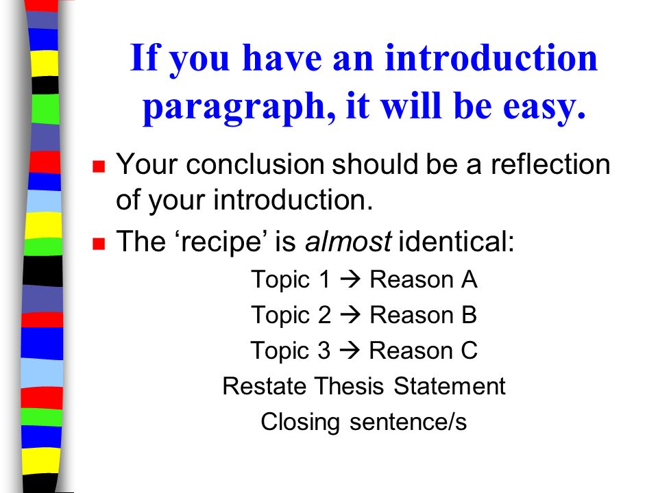 easy introduction paragraph