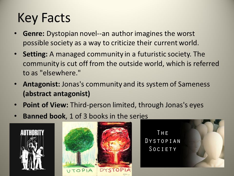 how to write a dystopian book