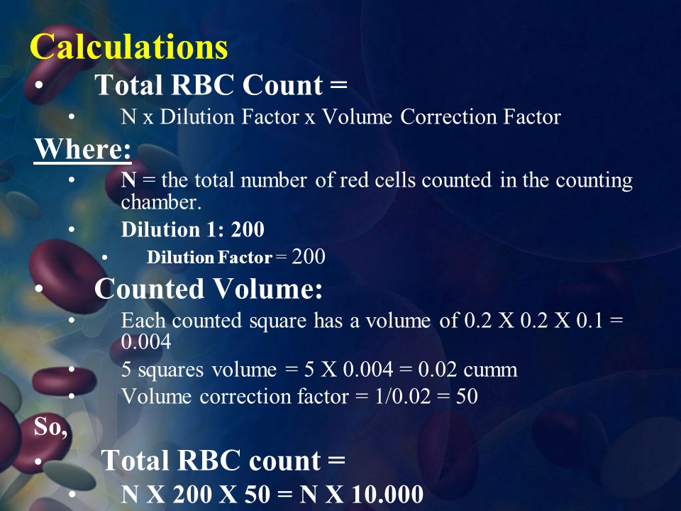 Ppt neubauer chamber (haemacytometer) powerpoint presentation.