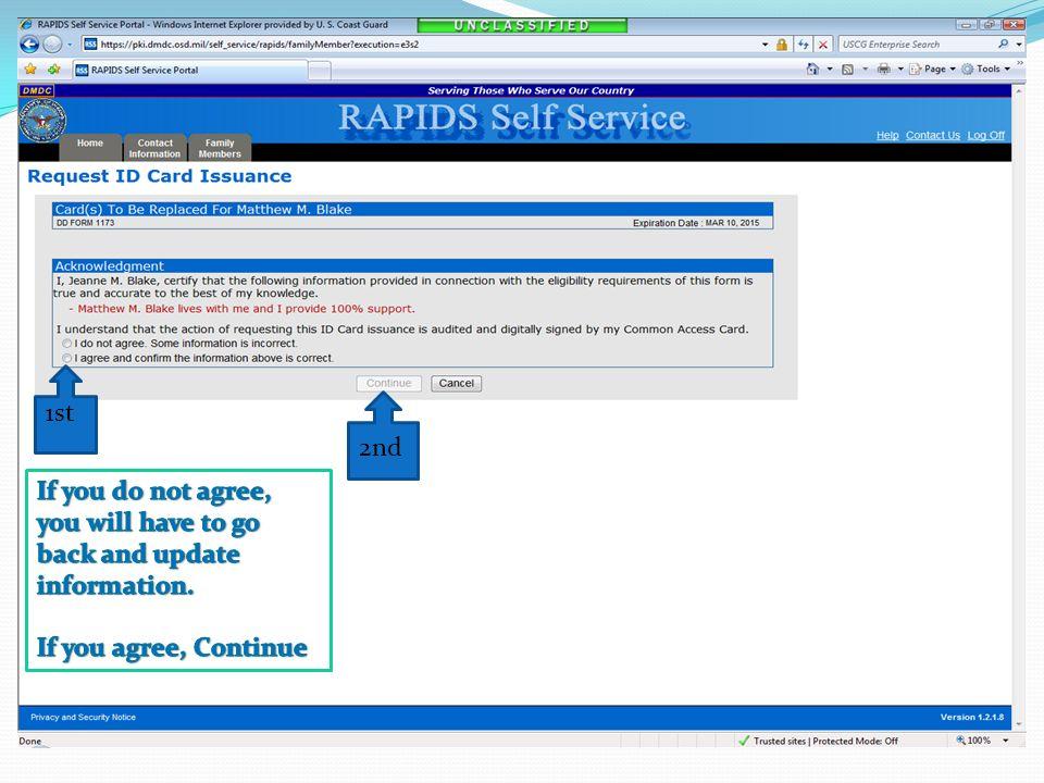 RAPIDS Self Service Portal - ppt video online download