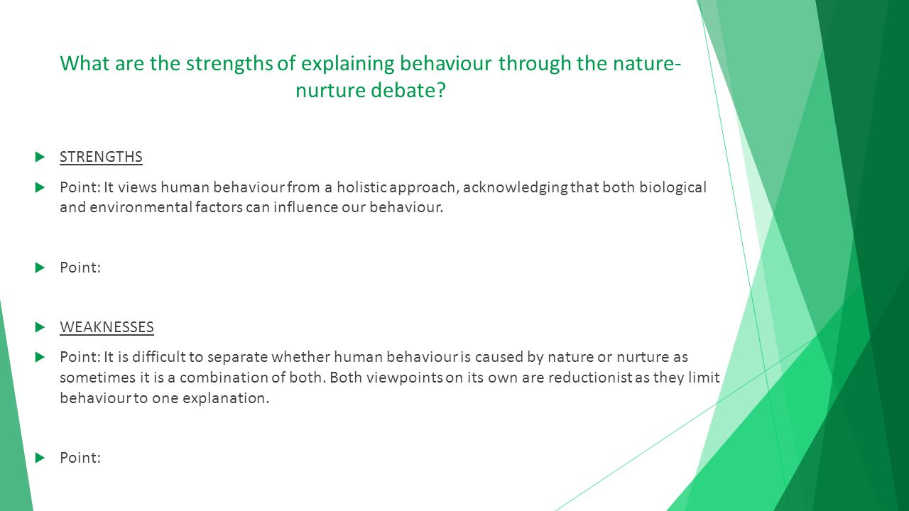 how does the biological approach explain human behaviour